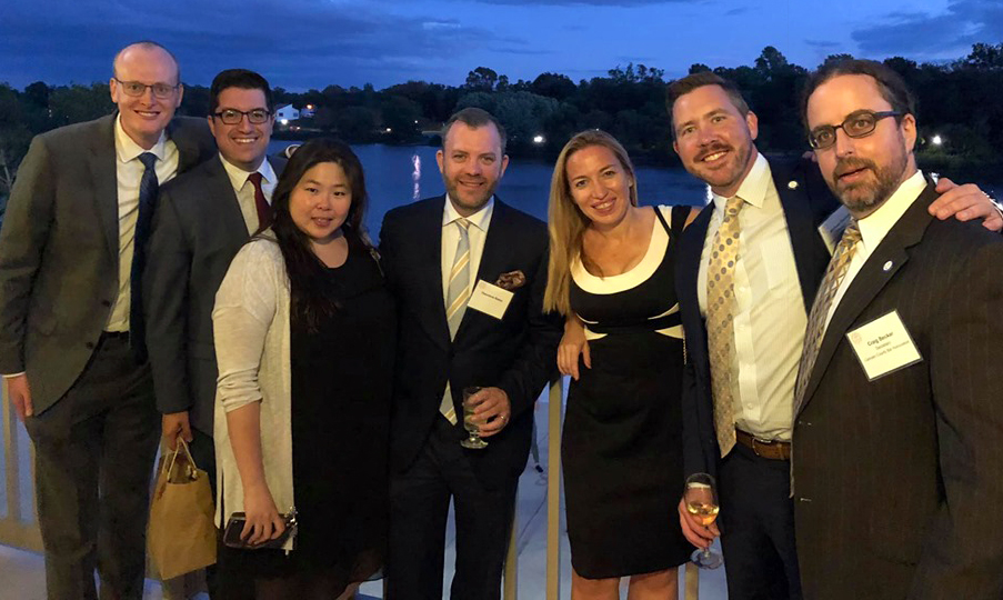 Meet the Judges and Law Clerks Event